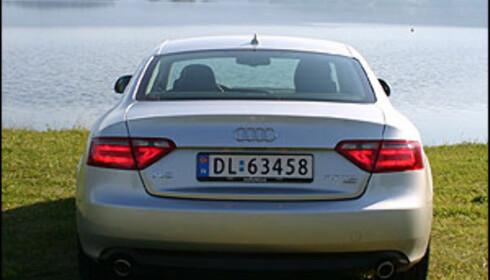 Audi med V6 kompressor