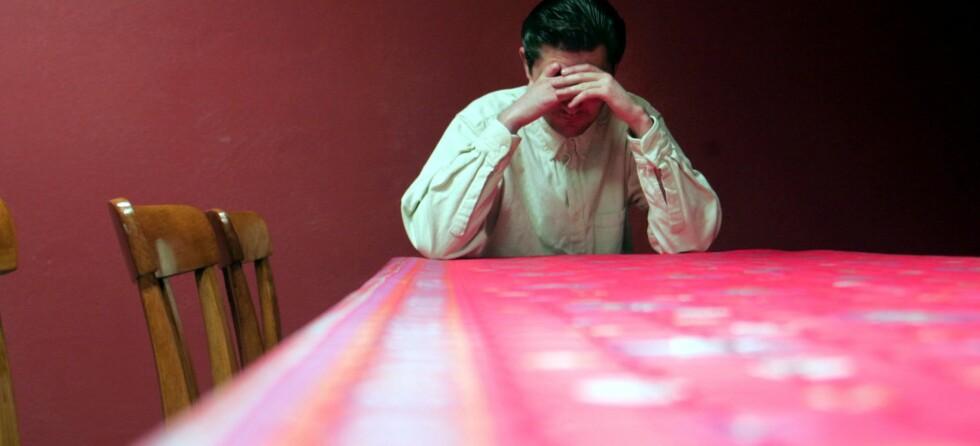 De med sårbar øknomi vil få vansker med å betale regningene sine nå da renta er satt opp. Foto: Colourbox.com