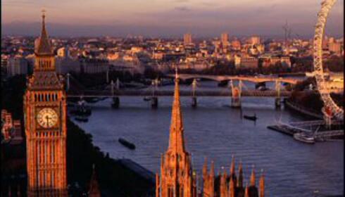 Det blir færre ruter til London fra høsten av, men det er heldigvis fortsatt lett å komme seg til metropolen. Foto: Britain on View