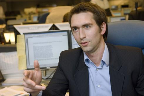 Bjørn Erik Orskaug, DnB Nor Markets