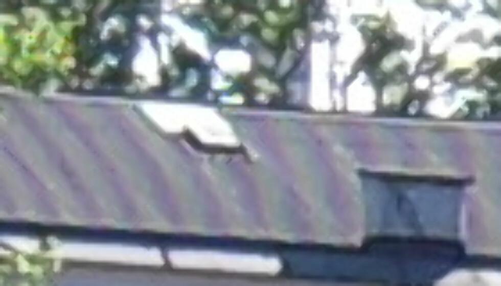4 kameraer med vidvinkel