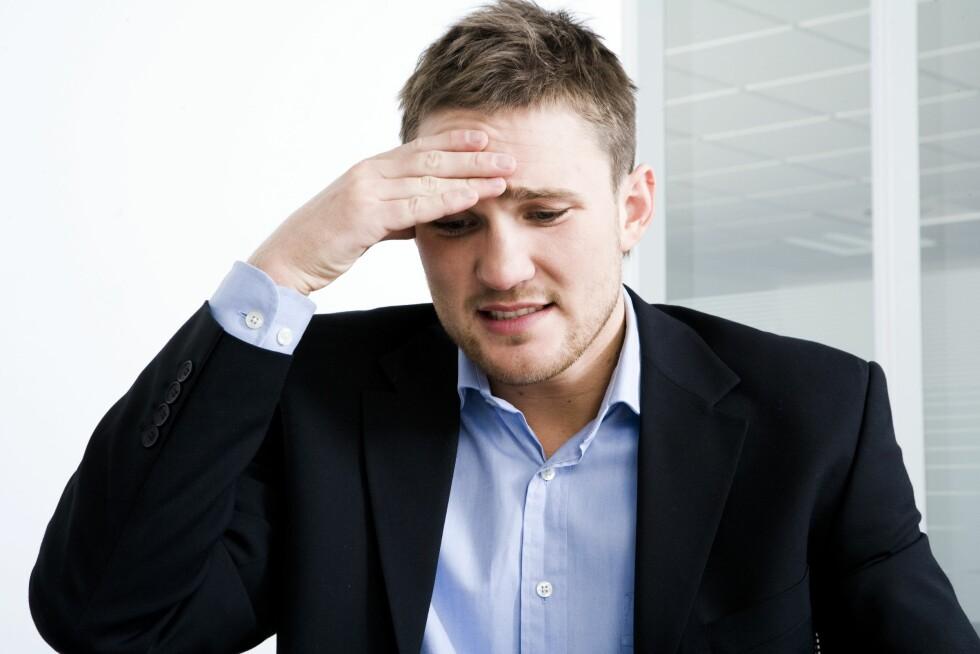 Unngå tabber på jobbintervju. Du bør blant annet kle deg pent. Illustrasjonsfoto: Colourbox.com Foto: All Over Press