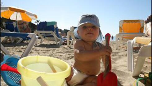 Anfi del Mar er perfekt for barnefamilier. Foto: Maren Synnevåg