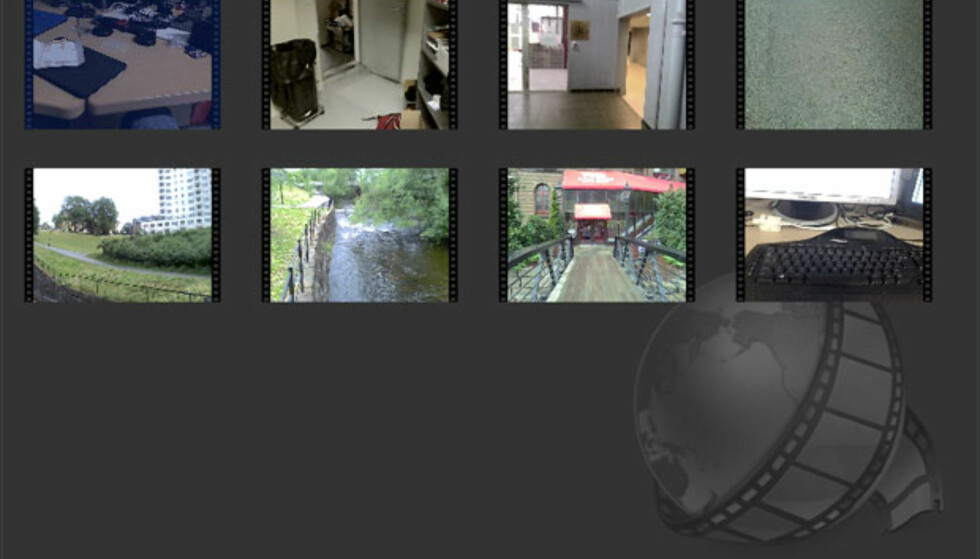 DUELL: Mini-videokameraer