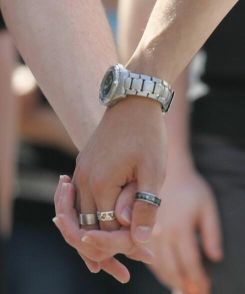 Forskjellene mellom homoseksuelle og heteroseksuelle har sannsynligvis blitt skapt allerede i livmoren. Illustrasjonsfoto: Colourbox.com Foto: PHOTOPQR/SUD OUEST