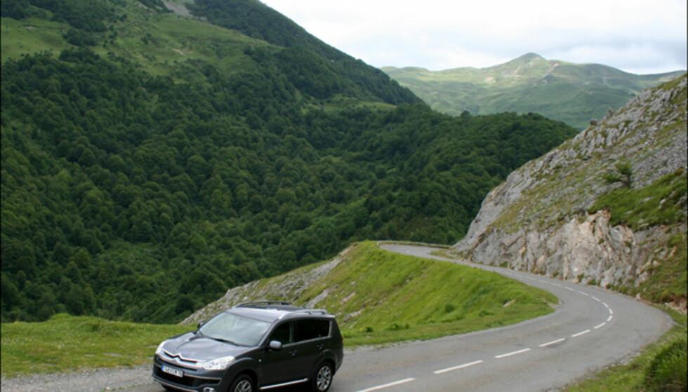 Store bilder: Citroën C-Crosser
