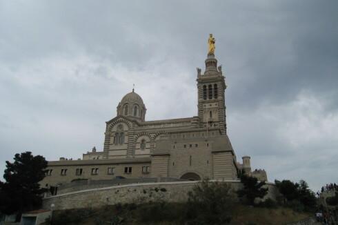 Notre-Dame de la Garde. Foto: Astrid Mannion Foto: Foto: Astrid Mannion