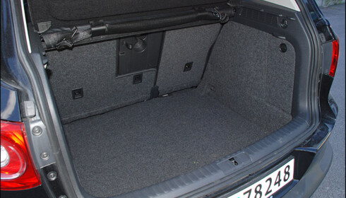 Store bilder av VW Tiguan