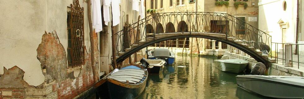 Nå kan du få en uke i nydelige Venezia til lusne 948 kroner - og det må jo virkelig kunne kalles et røverkjøp!