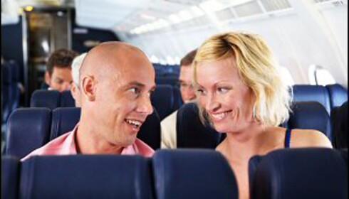 Snart kan flypassasjerer få enda bedre rettigheter. Foto: Colourbox