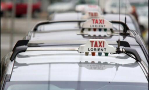 Synlig prisopplysning skal gjøre det lettere å velge taxi. Illustrasjonsfoto: Colourbox.com Foto: Colourbox.no