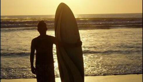 Bali er et populært reisemål - særlig blant surfere. Foto: Vidar Brotnov