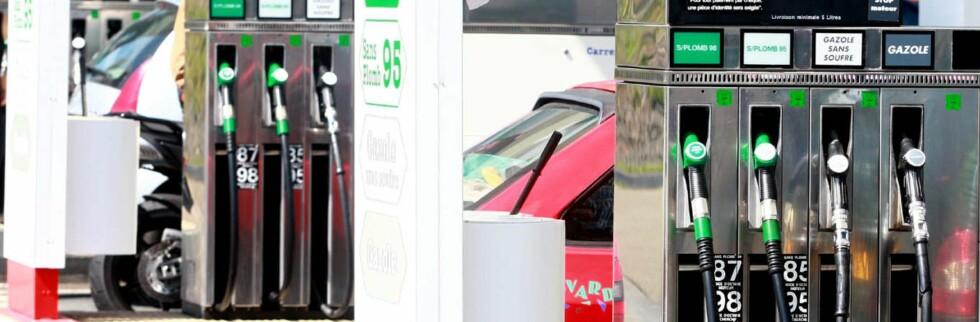 Kan det hende at de økte bensinprisene gir oss enda dårligere råd som følge av et rentehopp? Illustrasjonsfoto: Colourbox.com Foto: PHOTOPQR/LE MAINE LIBRE