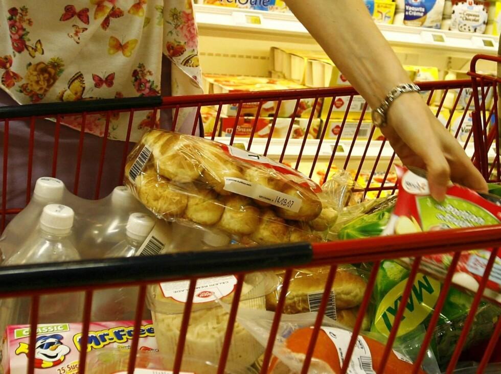 Det lønner seg å ha orden på følelseslivet før man tar helgehandelen, ifølge ny forskning. Illustrasjonsfoto: colourbox.com  Foto: Colourbox