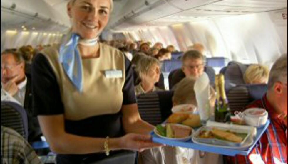 De kabinansatte fikk som de ville - bedre lønn og mer forutsigbar helgefri. Foto: TUI Fly Nordic