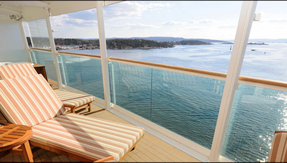 Hvem kunne vel ikke tenke seg denne utsikten over Middelhavsperlene i to uker for 15 000 kroner?