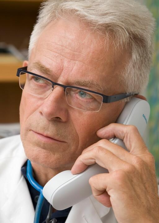 Snakk med legen din før du skal ut og reise, han kan gi deg oversikt over hva du trenger å vite. Illustrasjonsfoto: colourbox.com  Foto: Foto: colourbox.com