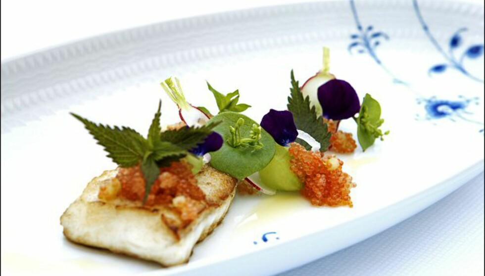 Restauranten Herman serverer snertne retter. Foto: Nimb/Tivoli