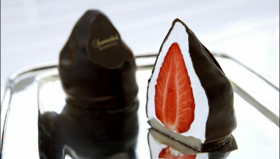 Snask fra sjokoladefabrikken. Foto: Nimb/Tivoli