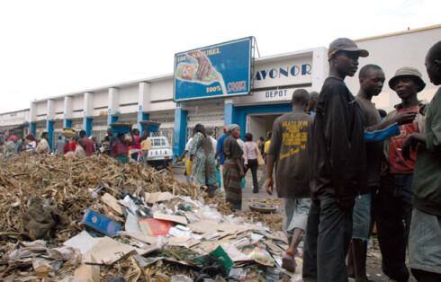 Bujumburas største marked. Foto: wikipedia.com Foto: wikipedia.com