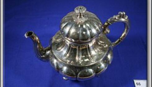 Skal det være en kaffekanne i sølv til 3.600 kroner? Foto: Lånekontoret Foto: Lånekontoret