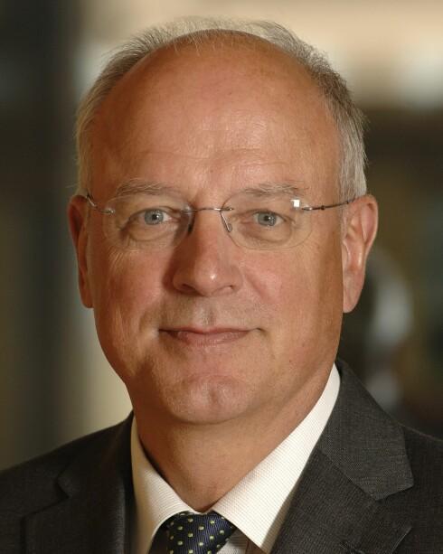 Visesentralbanksjef Jan F. Qvigstad Foto: Nancy Bundt