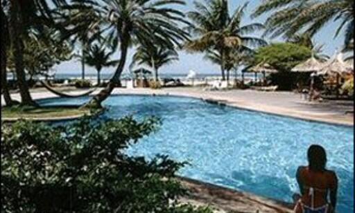 Hotellene på Coche har vært plaget av diaréepidemier. her fra Hotel Paradise.