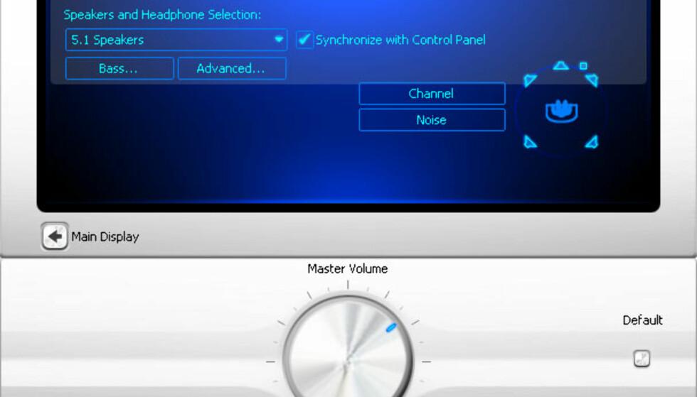 Menyer Creative USB Sound Blaster X-Fi Surround 5.1