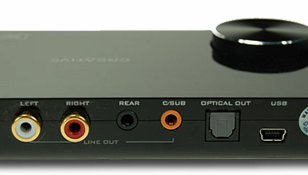 TEST: X-Fi Surround for USB