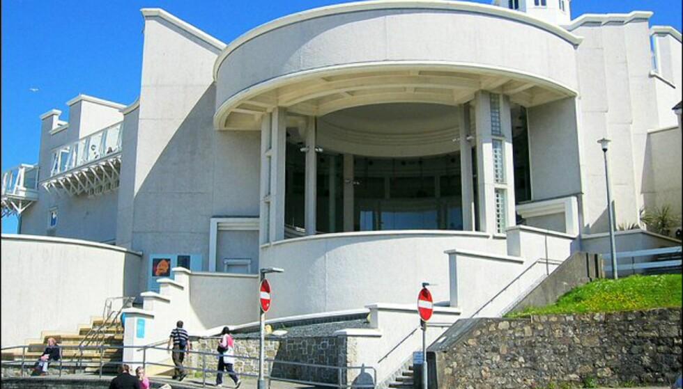 Tate Gallery har funnet sin plass i kunstnerkolonien St. Ives. Foto: www.photito.com