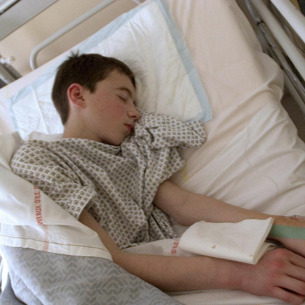 Det kan bli vanskelig å yte akutt hjelp når sykehusene fylles opp, frykter enkelte. Illustrasjonsfoto: Colourbox.com Foto: MAXPPP