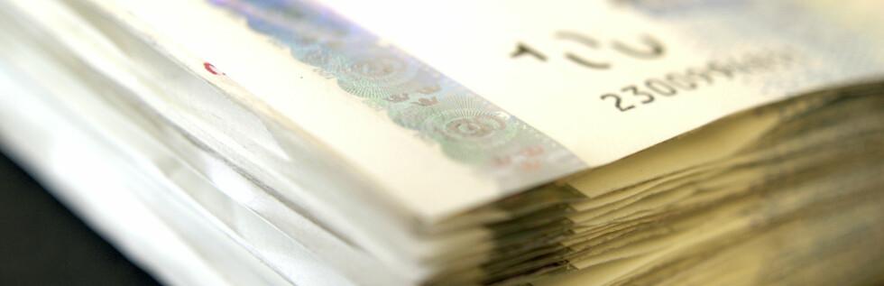 Ferske tall viser at norske husholdninger har positiv sparing. Illustrasjonsfoto: Colourbox.com Foto: Colourbox.com