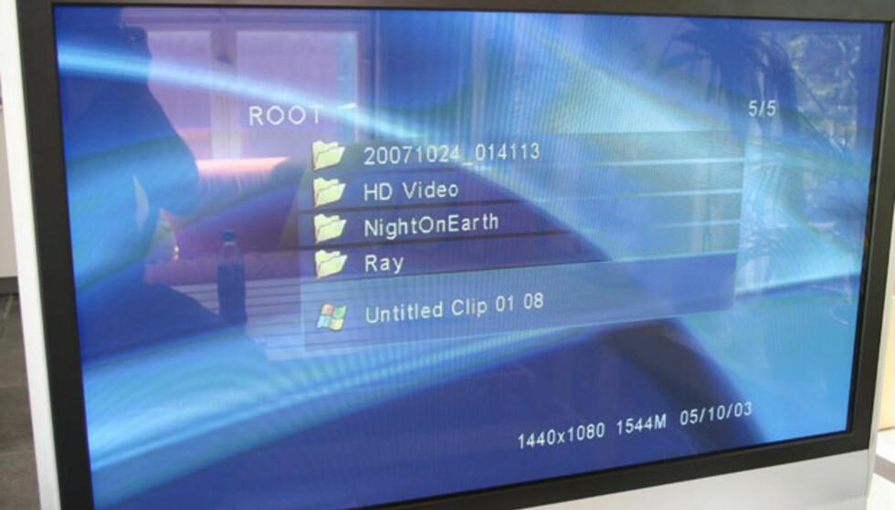 500 GB video i lomma