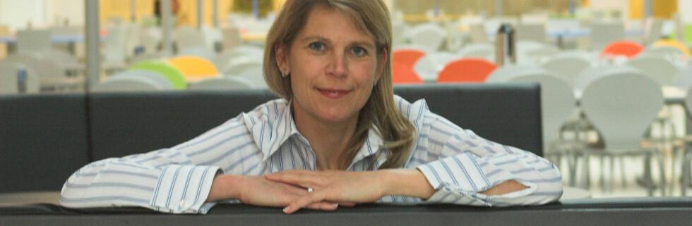 Siw Ødegaard. Foto: Kvinnesiden.no.