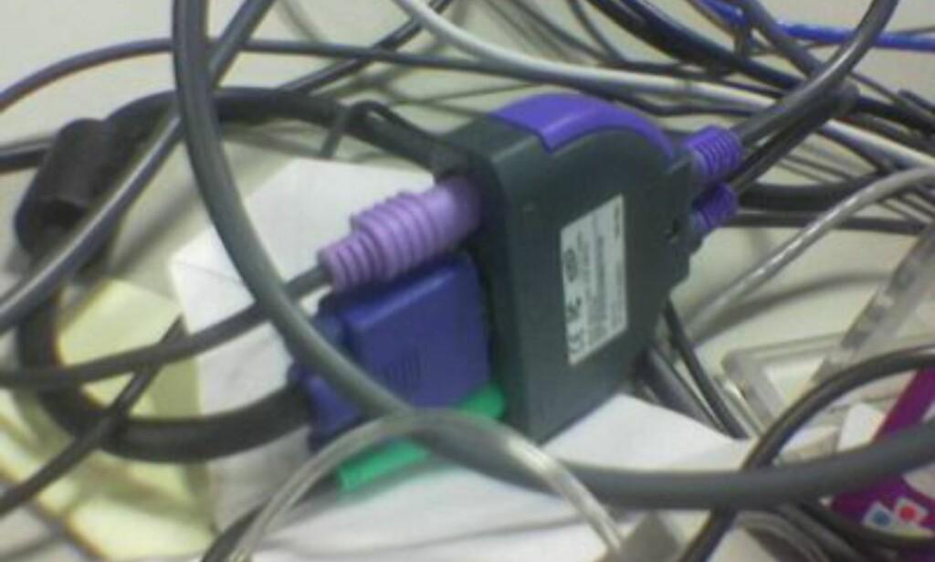 Med Synergy slipper du mer ledningrot.