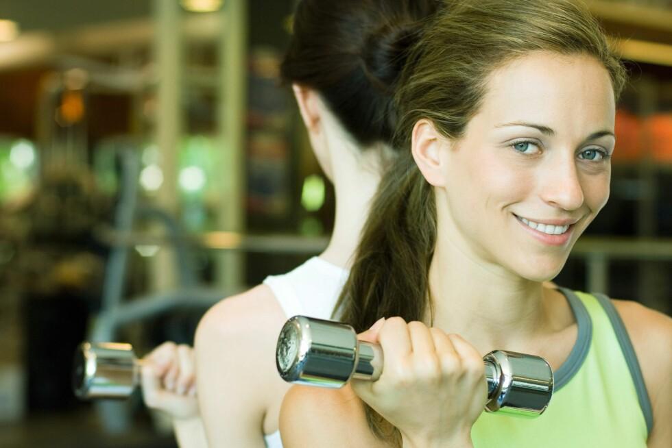 Det er et godt tegn dersom aktivitetene dine speiler personligheten din, mener treningsekspert. Illustrasjonsfoto: colourbox.com  Foto: Foto: colourbox.com