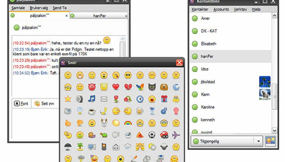 Her er Messenger-alternativene