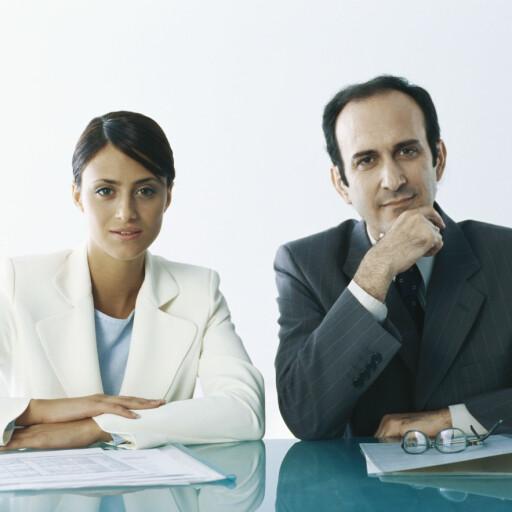 Vektdiskrimineringen er mest prominent under nsettelsesprosessen, mener forskeren Cort Rudolph. Illustrasjonsfoto: Colourbox Foto: colourbox.com