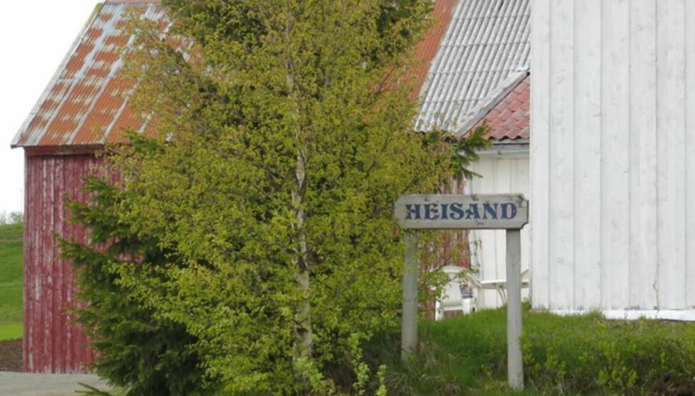 Over alt hilser folk meg velkommen i trivelige Trøndelag!