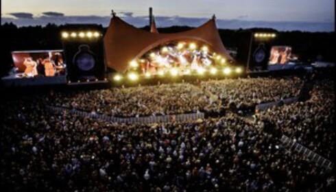 Roskildefestivalen. Foto: Roskilde Festival