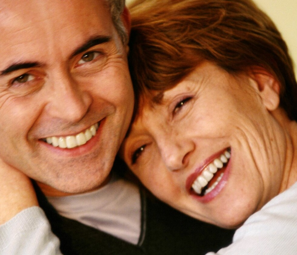 Dere kan bli gamle sammen dersom kona di er høyutdannet. Illustrasjonfoto/Colourbox.com     Foto: colourbox.com