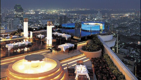 Foto: Bangkok Dome Foto: Bangkok Dome