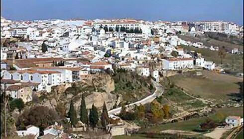 Spania opplever verste tørke siden målingene startet for 70 år siden. Foto: Karoline Brubæk