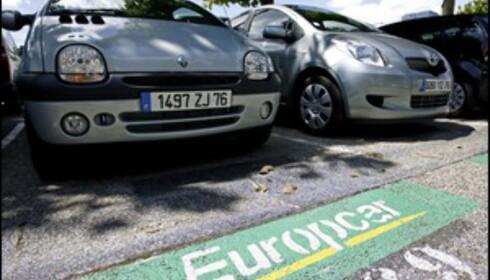 Velg et selskap som kan tilby nyere biler. Foto: Colourbox