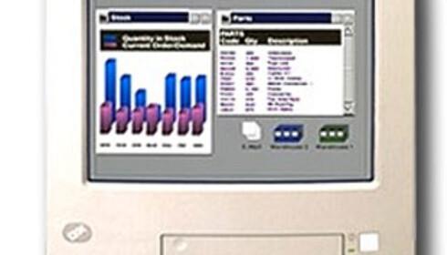 Original IBM VGA skjerm