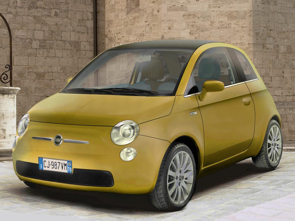 Fiat 500 har et CO2-utslipp på 111 gram per kilometer.