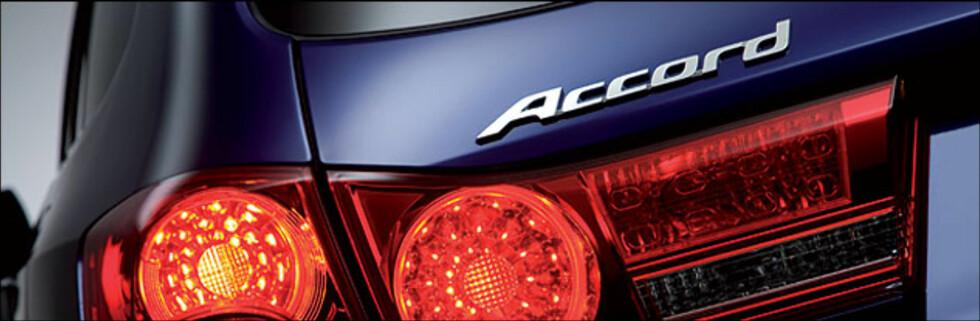 Nye Honda Accord priset