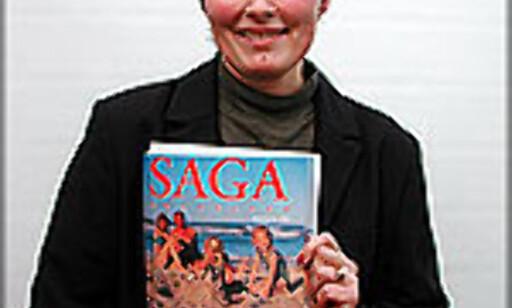Anne-Lise Sørli tror på rekordsommer for charterbransjen.