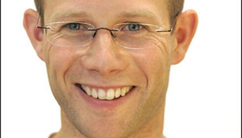 Torgeir Øines er underdirektør i Forbrukerrådet.  Foto: Bjørn Erik Rygg Lunde
