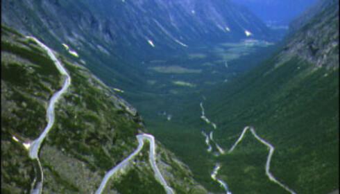Trollstigen åpnes om to uker